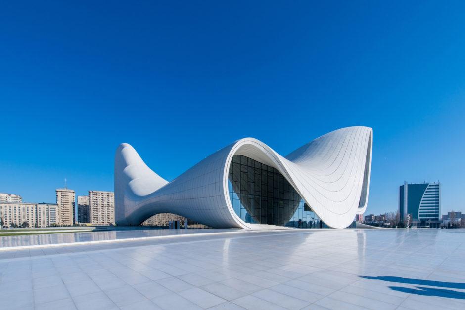 Top 5 Edificios minimalistas